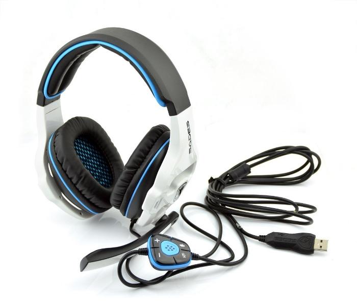 migliori cuffie gaming economiche - Sades SA-903