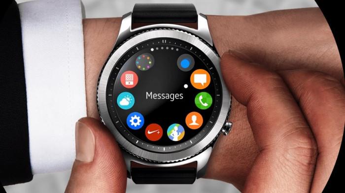 Samsung Gear S3 - Miglior smartwatch 2018