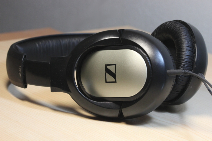 Sennheiser HD 201 - Miglior cuffia on ear