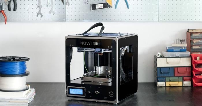 miglior stampante 3D 2019 - Sharebot KIWI