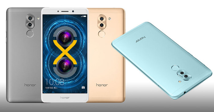 miglior smartphone dual sim - Huawei Honor 6x