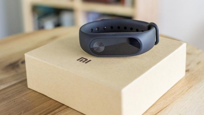 miglior activity tracker 2018 - Xiaomi Mi Band 2