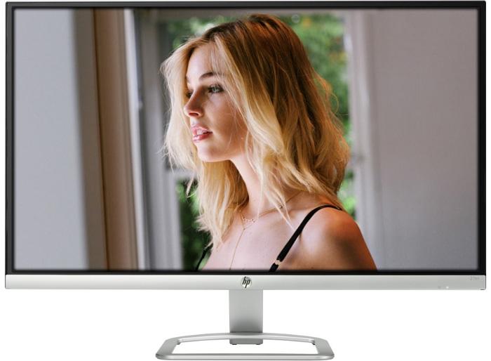 Miglior monitor 2018 - Hp 27es