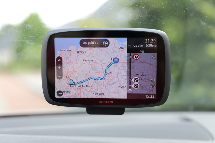 miglior navigatore GPS 2019 - tomtom go 6100