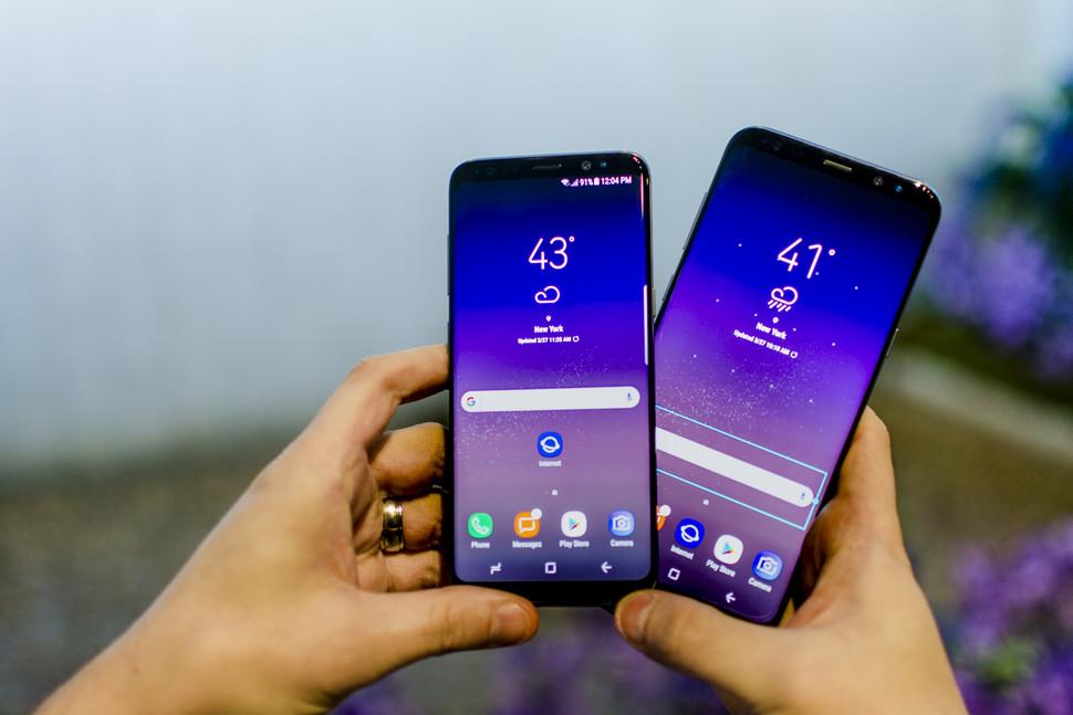 miglior smartphone samsung - Samsung Galaxy S8 e S8 Plus