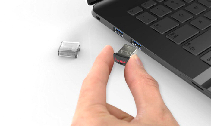 SanDisk Cruzer Ultra Fit 3.0