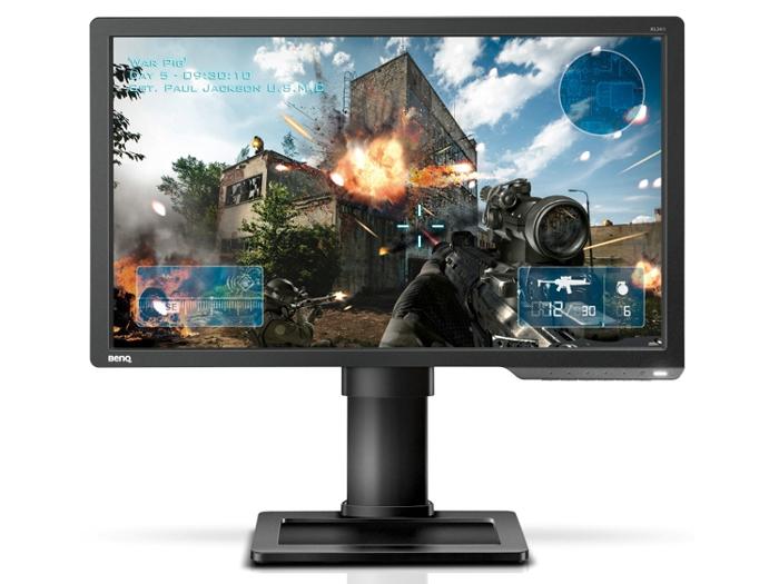 Miglior Monitor PC 2018 - Benq Zowie XL2411