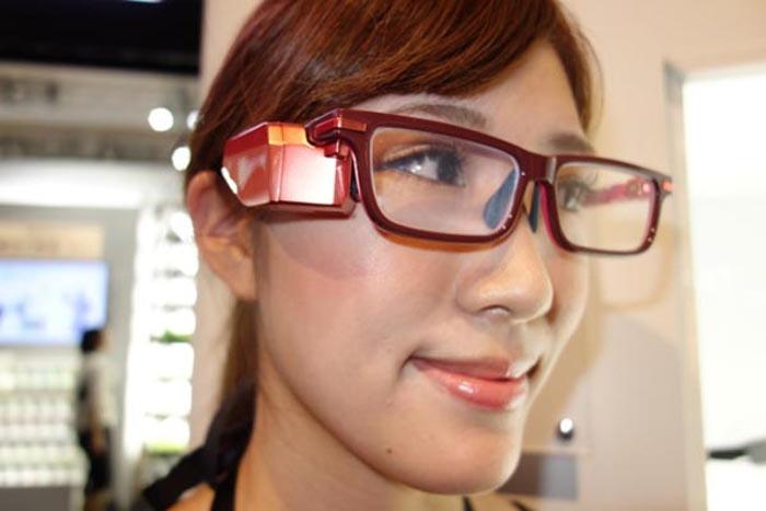 tecnologia wearable - Occhiali realtà aumentata