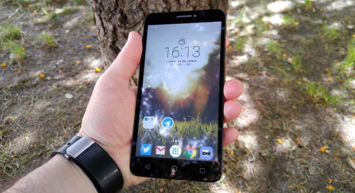 Miglior smartphone 100 euro - Alcatel Pixi 4