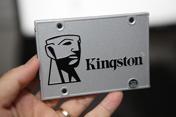 Miglior SSD 2018 - Kingston