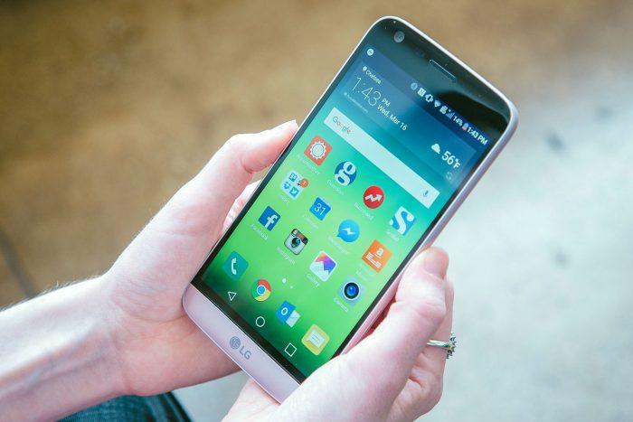 Miglior smartphone 350 euro - LG G5