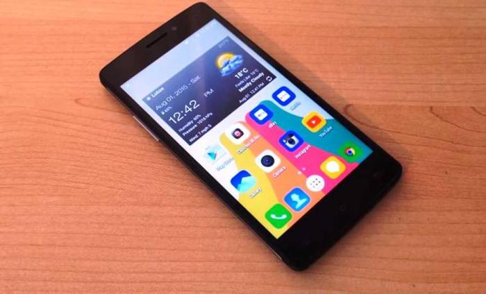 miglior smartphone cinese economico - Cubot X12