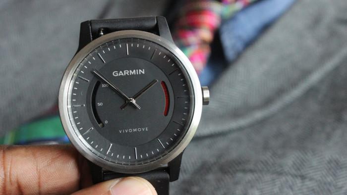 miglior smartwatch economico - Garmin Vivomove
