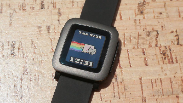 miglior smartwatch economico - Pebble Time