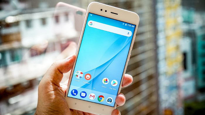 Xiaomi Mi A1 - miglior smartphone cinese 200 euro