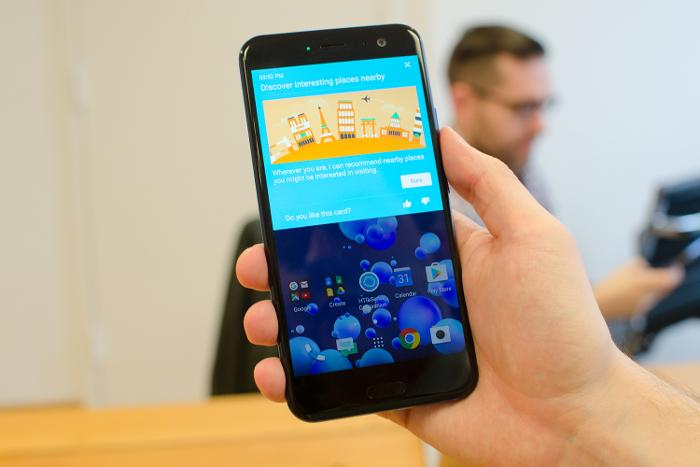 htc u11 - miglior smartphone 500 euro