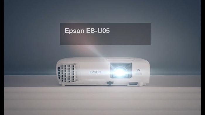 Epson EB-U05 - Miglior proiettore 2019