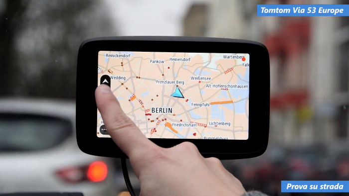 TomTom Via 53 Europe - Miglior navigatore auto 2019