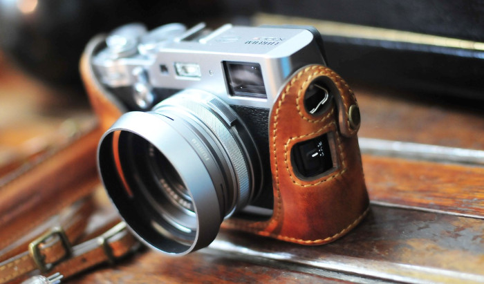 Fujifilm X100F - miglior fotocamera compatta