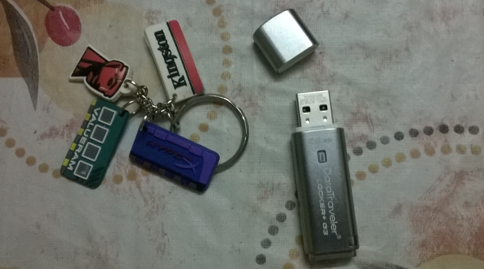 Kingston DataTraveler Locker+ G3 - Miglior Pendrive