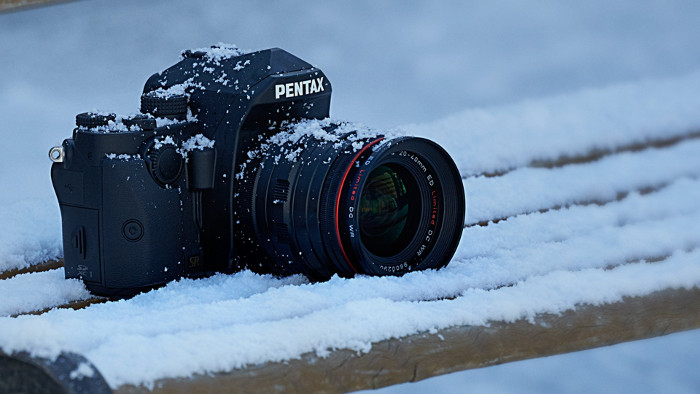 Pentax KP - Miglior reflex