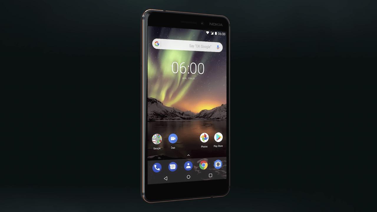 Nokia 6.1 - Miglior smartphone 250 euro