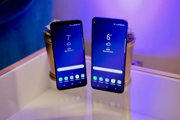 samsung galaxy s9 e s9 plus - miglior smartphone per professionisti