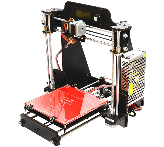 Geeetech Prusa I3 Pro B - miglior stampante 3D