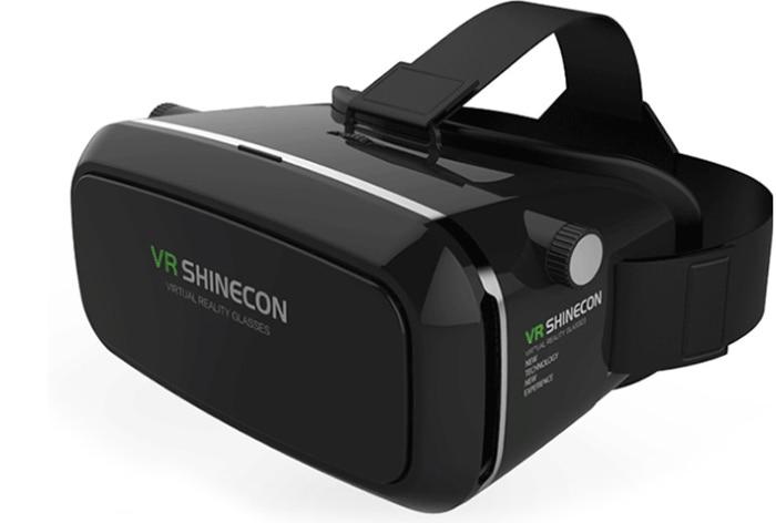 Occhiali VR Shinecon - miglior cardboard