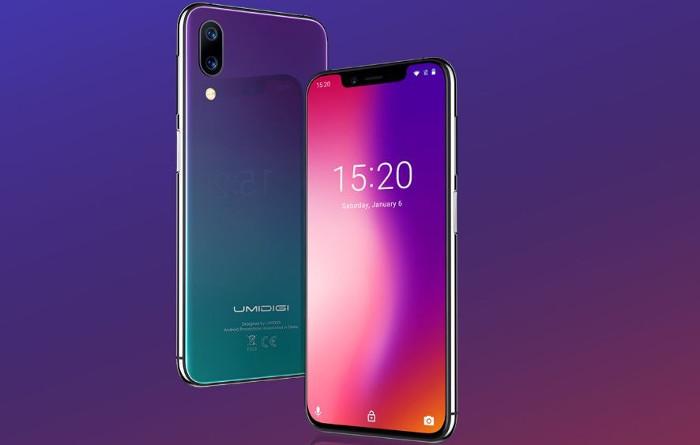 miglior smartphone cinese - Umidigi One Pro
